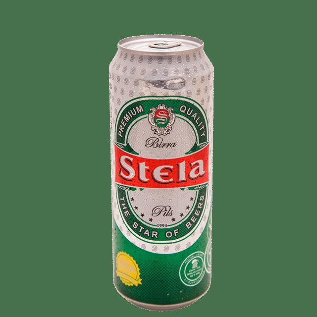 Birra Stela kanoçe 0.5L