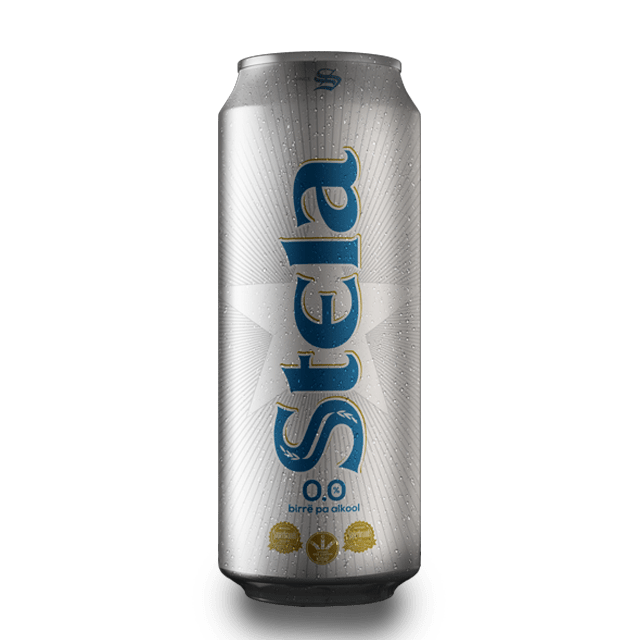 Stela 0.0 alkool kanace
