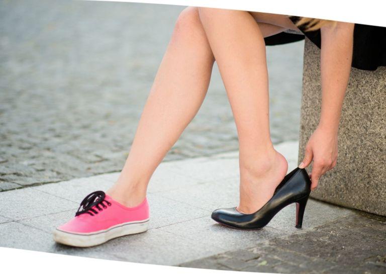 scarpe mal di piedi