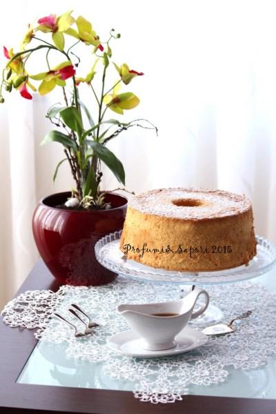 Chiffon cake allo sciroppo d'acero 02