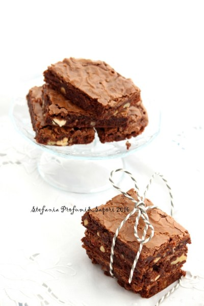 Brownies alle noci 02