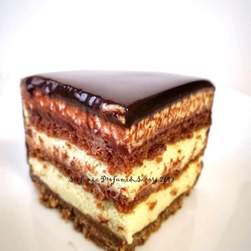 Imper-fetta al pistacchio e cioccolato