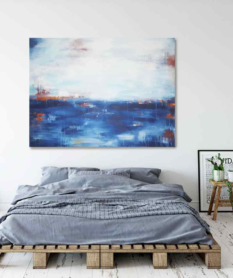 XXL Gemälde abstrakt