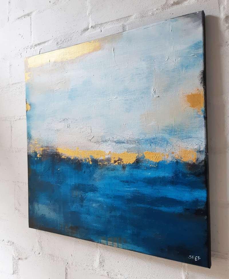 Küstenlicht #2 von Stefanie Rogge