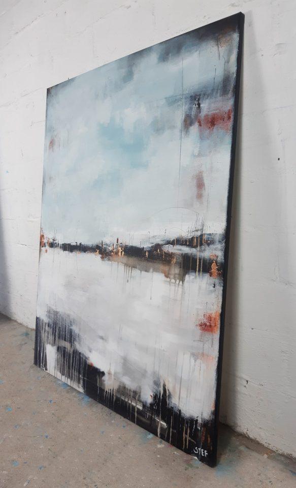 abstrakte moderne Kunst