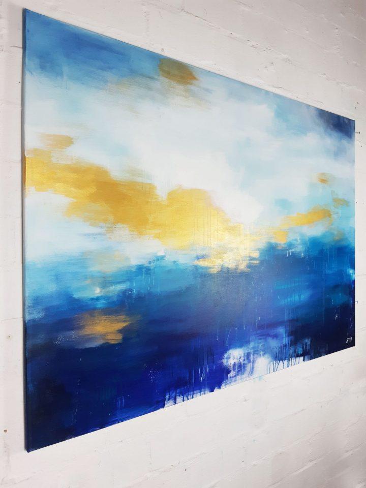 abstrakte Malerei XXL