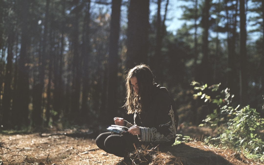 Finding the perfect writing spot