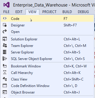 Issues upgrading an SSIS solution/package from Visual Studio