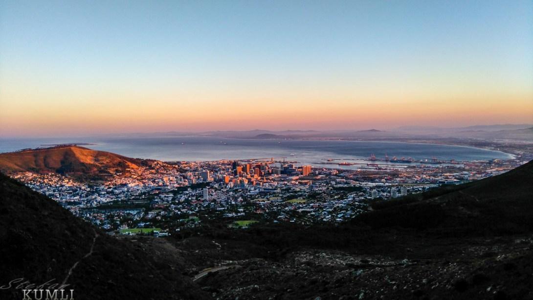 Cape Town im Morgenlicht