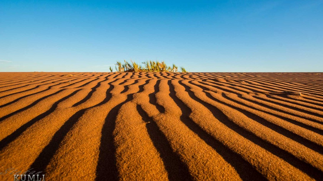 Die Namib-Naukluft Wüste