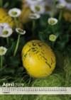 Kalender 2009: April