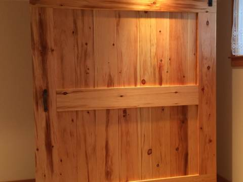 Barn Door Installation