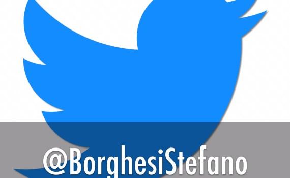 Twitter Stefano Borghesi