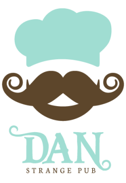 "Logo Design for ""Dan"" Strange Pub"
