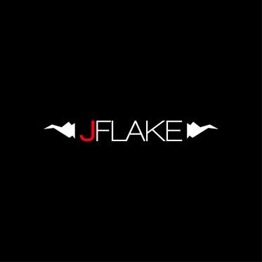 "Logo Design For ""Jflake"" Singer"
