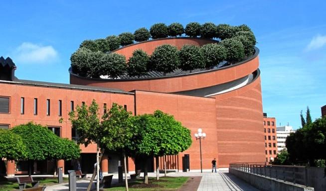 Le jardin_Il Giardino della Cattedrale di Evry spiritualità