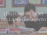 DSA Disturbi Specifici dell'Apprendimento Dislessia
