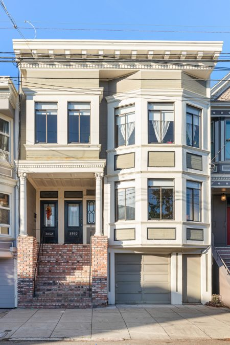 Noe Valley Classic 2 Unit Building