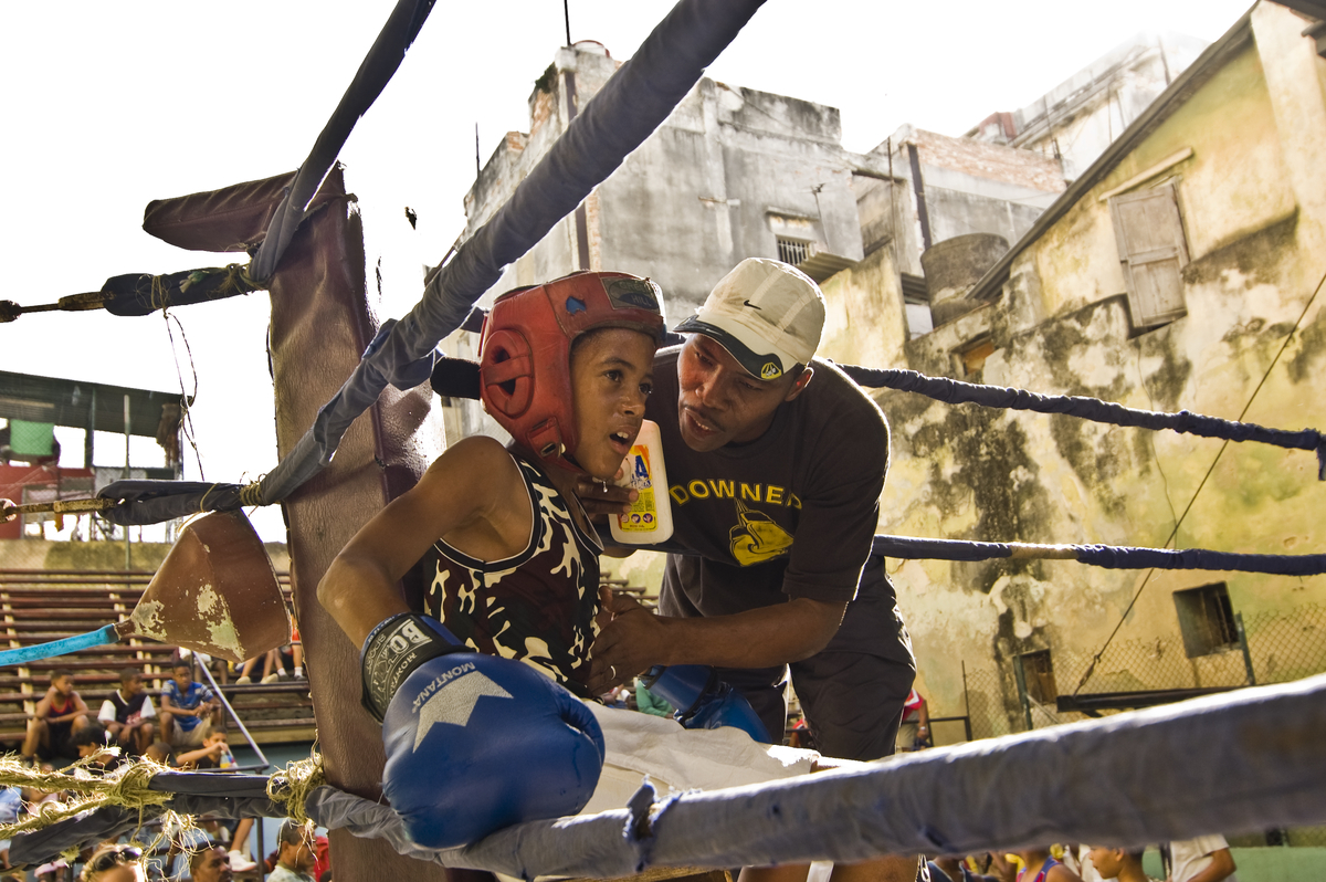 Cuba – Young Boxers