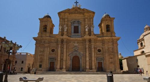 Marsala - la Chiesa Madre