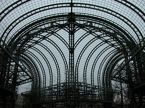Costruzione in ferro - Parigi
