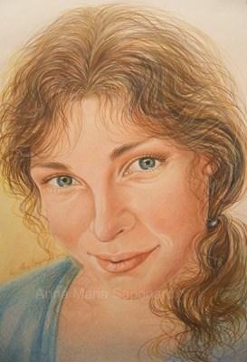 """Ritratto di Jamie, protagonista di """"Silenzi Messaggeri"""""""