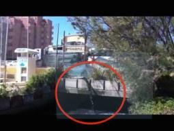 La prova che nei nostri canali, fiumi e torrenti vengono gettati gli scarichi degli autospurghi