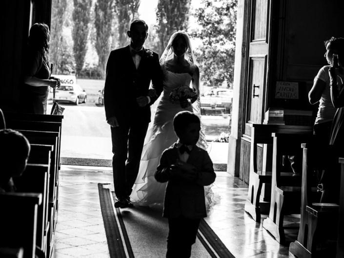Foto Matrimonio Entrata Sposa