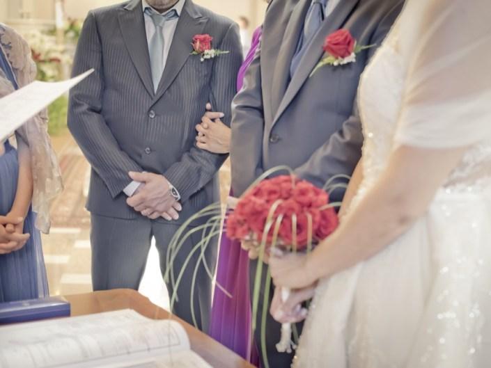 Bouquet Sposa coordinato