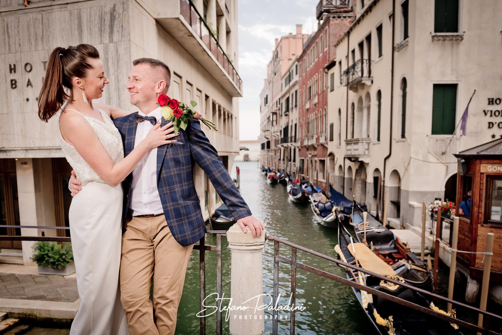 Honeymoon in Venice - Fotografo di Nozze Stefano Paladini