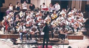 Orchestra di Chitarre e strumenti vari