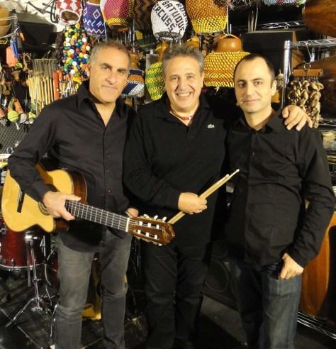 Itinerario Brasile trio