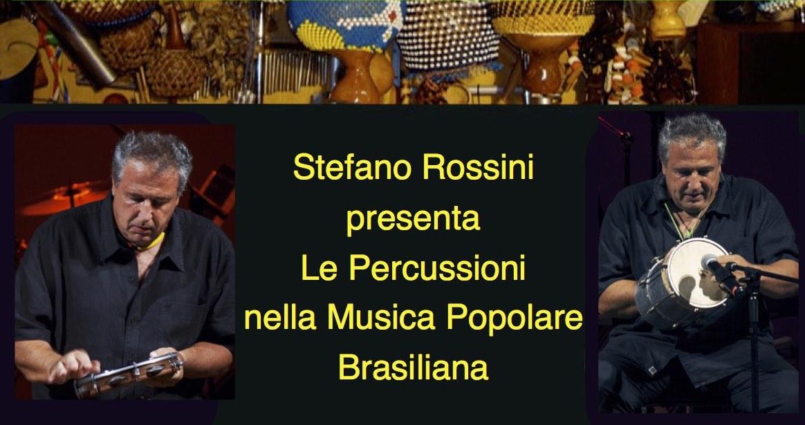 Le percussioni nella musica popolare Brasiliana Latina