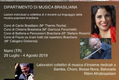 Narnia dipartimento di musica Brasiliana