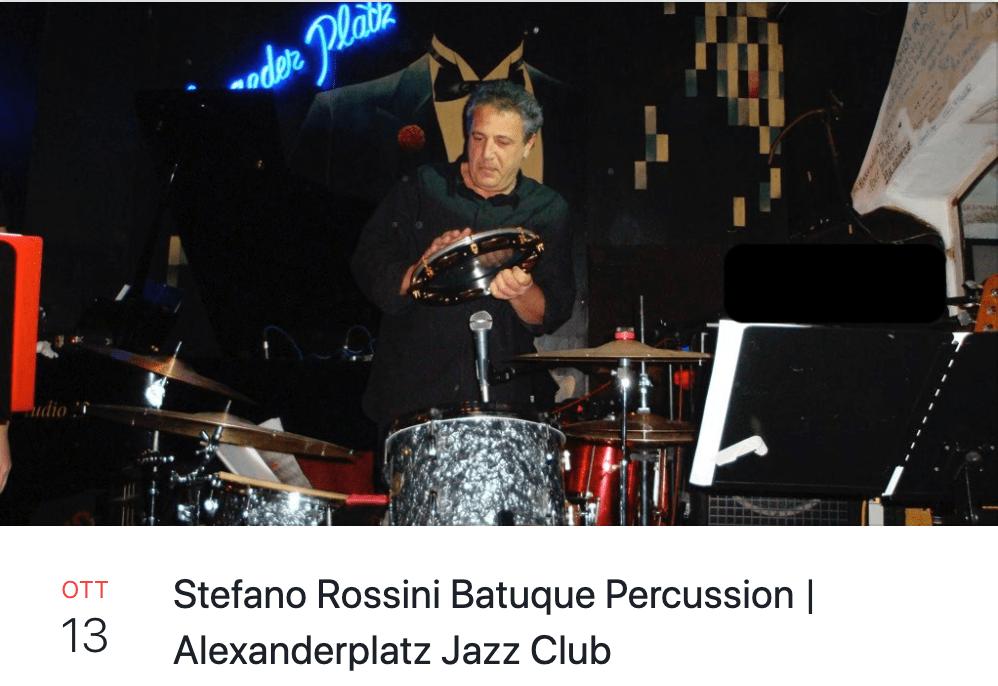 Stefano Rossini Alexander Platz