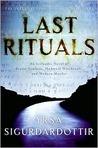 Last Rituals (Þóra Guðmundsdóttir #1)by Yrsa Sigurðardóttir