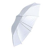 halvgenomskinligt-vitt-paraply-blixt