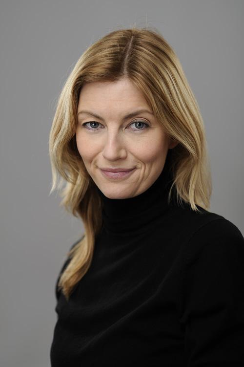 Sarah Sheppard - porträttfoto av svensk illustratör