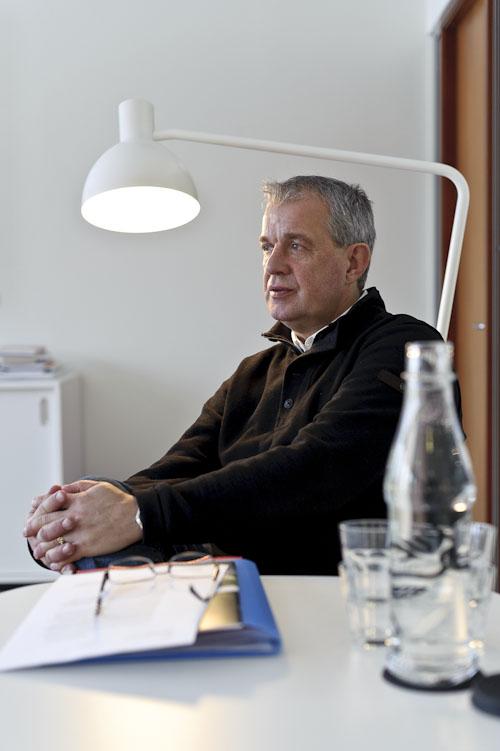 Kennet Johansson, generaldirektör Kulturrådet. Fotograf Stefan Tell