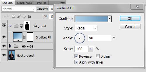 gradient-fill-Photoshop- bakgrund