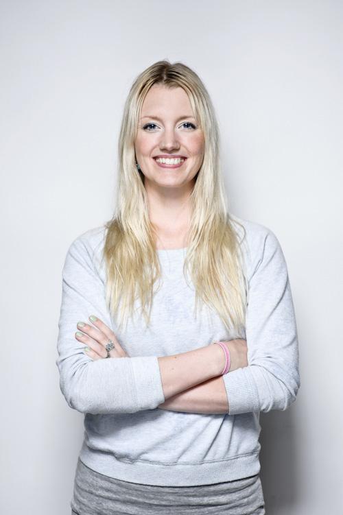 Jessica Eldenstjärna, svensk illustratör. Fotograf Stefan Tell