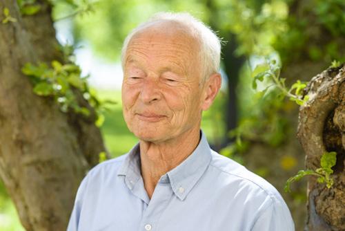 Guus Kuijer, ALMA, Astrid Lindgren-pristagare. Fotograf Stefan Tell
