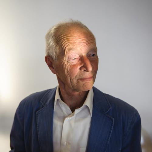 Guus Kuijer, ALMA-pristagare 2012 på Kulturhuset. Fotograf Stefan Tell