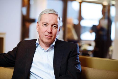 Olle Nordström, styrelseordförande i Sweco. Fotograf Stefan Tell