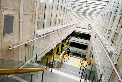 Kungliga-Biblioteket-trappa-ner