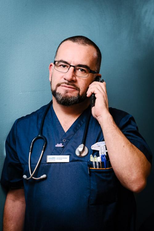 VeterinärMagazinet, Patricio-Rivera_Södra-Djursjukhuset_2014