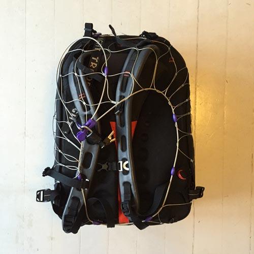 Smart stöldskydd för kameraryggsäcken – Fotograf Stefan Tell