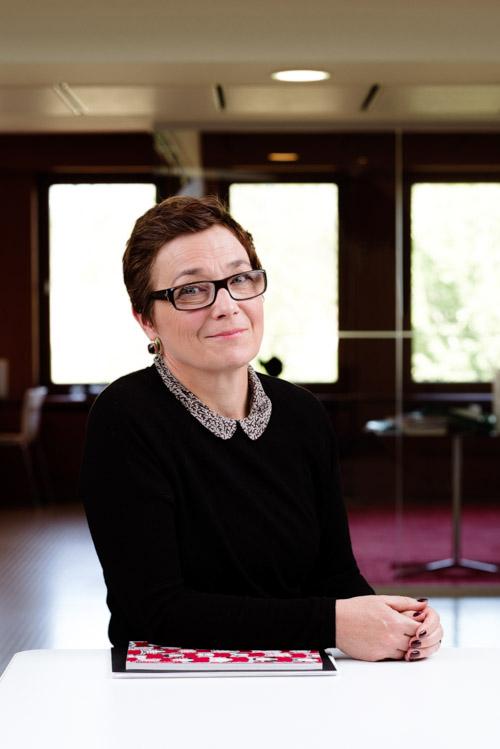 Sveriges-Läsambassadör_Kulturrådet_Anne-Marie-Körling_pressbild. Fotograf Stefan Tell