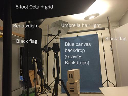 BTS-behind-the-scenes-Gravity-Backdrops-Profoto-fortfattarportratt