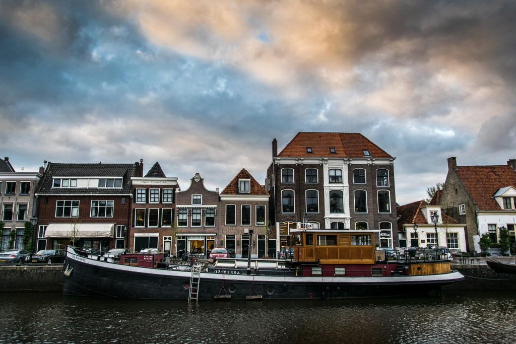Theorbeckegracht, Zwolle.